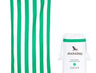Dock & Bay Cabana Towel Green - Large