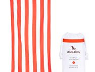 Dock & Bay Cabana Towel Red - Extra Large