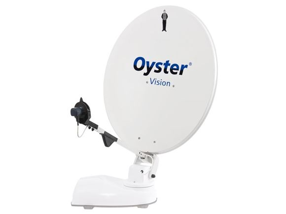 Oyster Vision 85cm auto skew - Twin product image