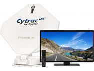 "Oyster Cytrac DX Premium 19"" TV - Single"