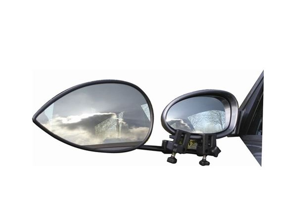 Milenco Aero 3 Towing Mirrors - Convex product image