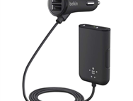 Belkin RoadRockstar 4-Port Passenger Car Charger