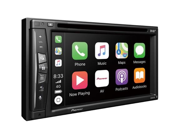 "Pioneer Navi EU 6.2"" Screen w/ Bailey Fitting Kit product image"