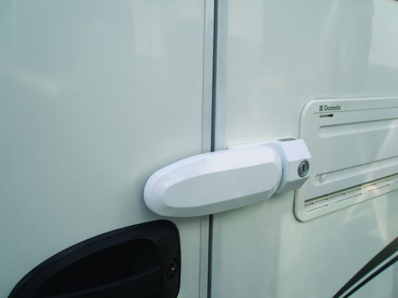 Milenco Inside/Outside High Security Door Lock product image