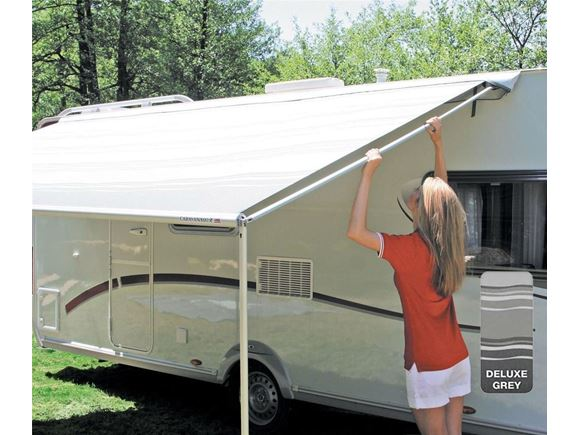 Fiamma Caravanstore 360cm Awning Grey product image