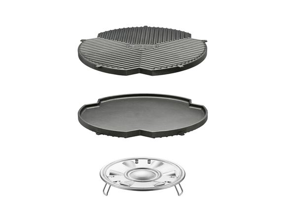 Cadac Reversible Grill Plate for Grillo Chef 2 BBQ product image