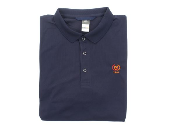 CAMC Regatta Stud Coolweave Polo Shirt - Navy product image