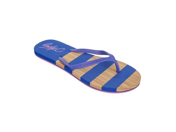 Cool Shoe Sassi Flip Flops - Blue 35/36 product image