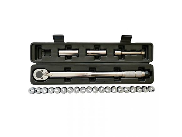 Milenco Torque Wrench Safety Kit - Bailey Caravans product image