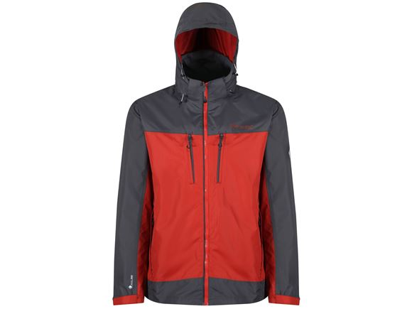 Regatta Calderdale II Jacket Tikka/Seal Grey XL product image