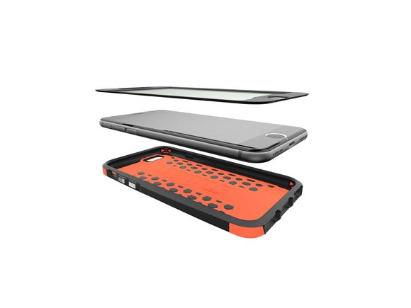 Thule Atmos X4 iPhone 6 - Coral/Black product image