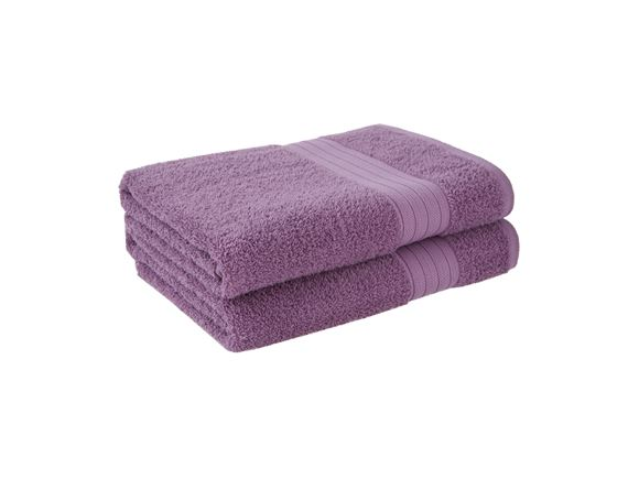 Christy Monaco Bath Sheet Amethyst product image