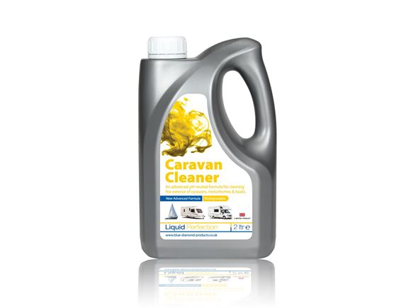 Blue Diamond Exterior Caravan Cleaner - 2L product image
