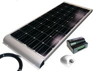 "NDS 120w ""Aero"" Solar Panel Kit - Dual Regulator"