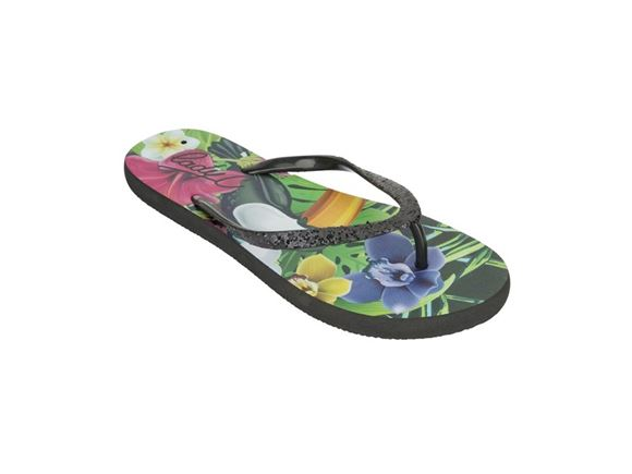 Cool Shoe Roly Flip Flops - Tropical 40/41 product image