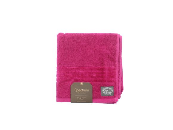 Christy Spectrum Bath Towel - Very Berry product image