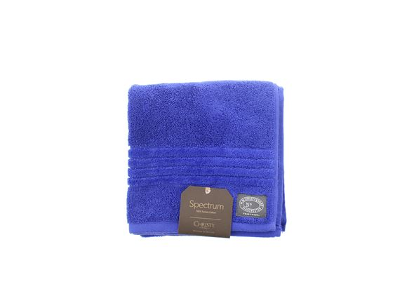 Christy Spectrum Bath Sheet - Blue Velvet product image
