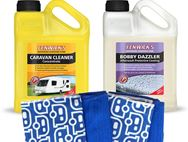 Fenwicks Caravan Cleaner & Bobby Dazzler Bundle