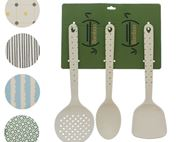 PRIMA Bamboo Cooking Utensil Set
