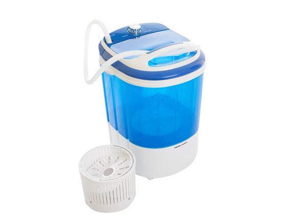 Swiss Luxx Dual Tub Portable Washing Machine product image