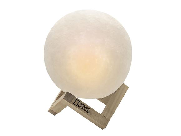 National Geographic Moon Lamp product image