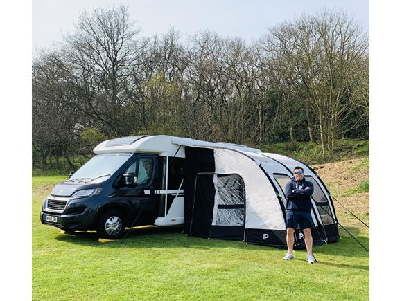 PRIMA MotorDeluxe Infinity Air Awning - L product image