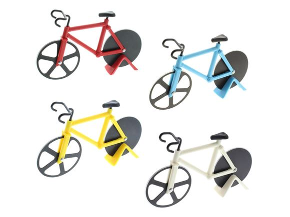 Bicycle Pizza Cutter product image