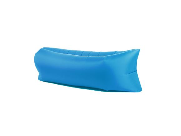 PRIMA Inflatable Lazy Lounger, Light Blue product image