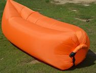 PRIMA Inflatable Lazy Lounger, Orange