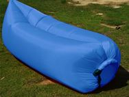 PRIMA Inflatable Lazy Lounger, Blue