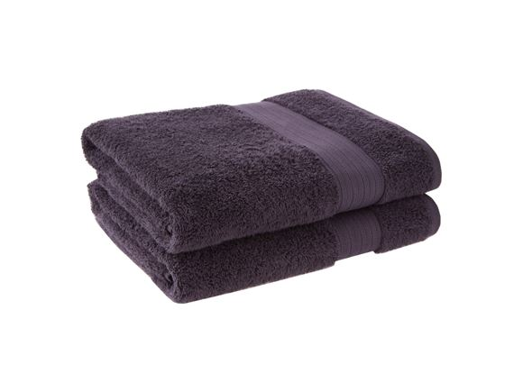 Christy Monaco Bath Towel Steel product image