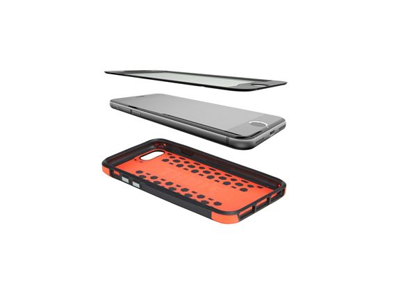 Thule Atmos X4 for iPhone 7 - Coral/Black product image