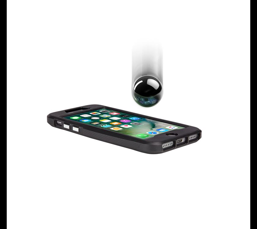 low priced abbc9 0d354 Thule Atmos X4 for iPhone 7 Plus - Black | Caravan and Motorhome Club