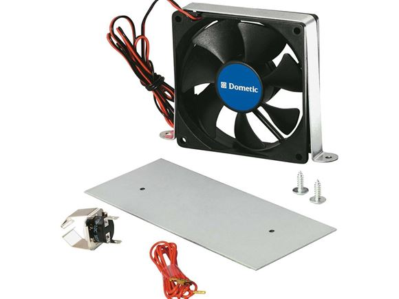 Dometic Fridge Ventilation Fan Kit RM10 Series 10 product image